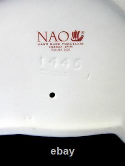 Nao By Lladro #1446 Light Of My Days Brand Nib Mother & Baby Boy Love Save$ F/sh