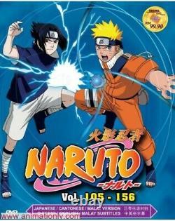 Naruto (Box 1 9 Episode 1 327) All Region Brand New & Factory Seal