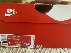 Nike Dunk High Bodega Legend Sail Friends and Family Size 7 BRAND NEW IN HAND