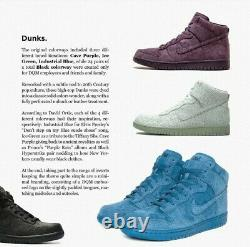 Nike Dunk High TZ DQM Friends & Family PROMO (2008) US10 UK9 1 OF 24 Brand New