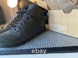 Nike Dunk High TZ DQM Friends & Family PROMO (2008) US10 UK9 Brand New 1 OF 24