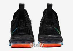 Nike MEN'S Lebron XVI 16 I PROMISE We Are Family SIZE 8.5 BRAND NEW Foundation