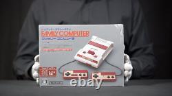 Nintendo Classic Mini Family Computer JPN Console BRAND NEW'The Masked Man