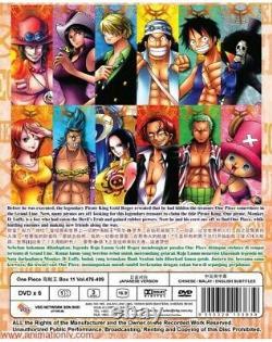 One Piece Box 19 27 (Episode 668 883) All Region Brand New & Seal