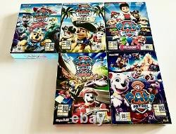 PAW Patrol (Season 1 2 3 4 5) Collection All Region Brand New & Factory Seal