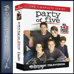 Party Of Five Complete Series Seasons 1 2 3 4 5 & 6 Brand New DVD Boxset