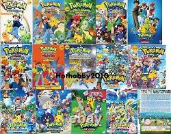 Pokemon Series Super Collection Set All Region Brand New & Factory Seal