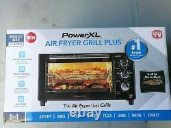PowerXL Air Fryer Grill Plus #1 Best-Selling Air Fryer Brand Family Size