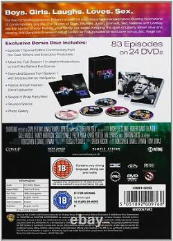 QUEER AS FOLK Complete Series DVD Box Set BRAND NEW (Region 2 Not USA)