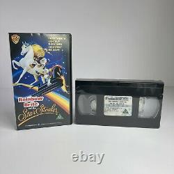 Rainbow Brite and the Star Stealer VHS Video PAL Brand New Factory Sealed