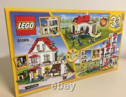 Retired LEGO CREATOR #31069 3 in 1 Family Villa Modular BRAND NEW AND SEALED