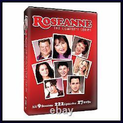 Roseanne Complete Series- Seasons 1 9 Brand New DVD Boxset