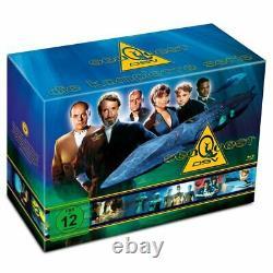 SeaQuest DSV Complete Series 1-3 Blu Ray Box Set Brand NEW Region B Season 1,2,3