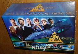 SeaQuest DSV Complete Series Seasons 1/2/3 Blu-ray Box Set BRAND NEW & SEALED