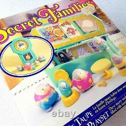 Secret Families The Mole (playmates Takara!). No Sylvanian Doll. Brand New