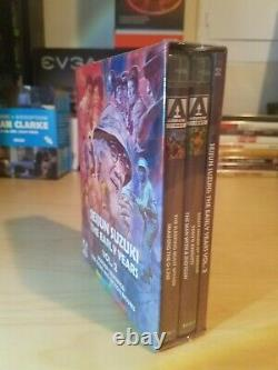 Seijun Suzuki The Early Years. Vol. 2. Brand new Arrow Blu-ray boxed set