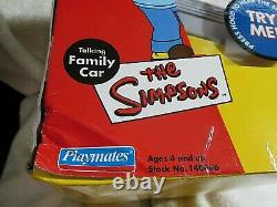 Simpsons Talking Family Car WOS Interactive Environment BRAND NEW STILL WORKS