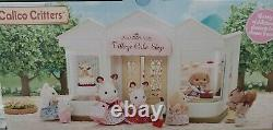 Sylvanian Families Calico Critters Village Cake Shop Brand New