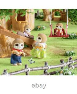 Sylvanian Family Sloth Family Brand New Set Boxed