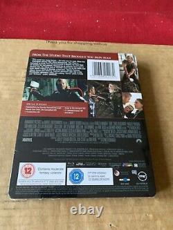THOR (2011) Zavvi Exclusive Steelbook OOP BRAND NEW & SEALED Marvel Rare