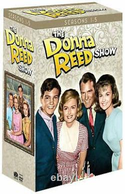 The Donna Reed Show Complete TV Series Season 1-5 (1 2 3 4 5) BRAND NEW DVD SET