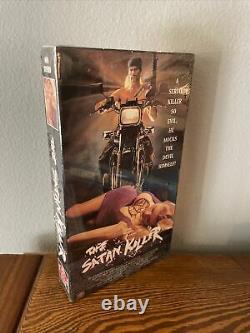 The Satan Killer 1993 AIP VHS Biker Horror RARE OOP BRAND NEW SEALED GRADE IT