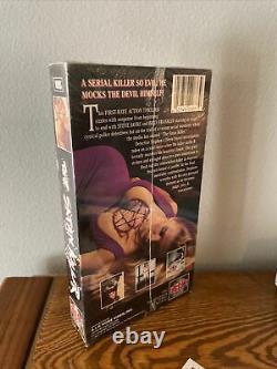 The Satan Killer 1993 AIP VHS Biker Horror RARE OOP Norfolk Virginia BRAND NEW