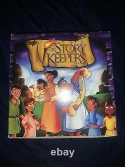 The Story Keepers A. D. 64 DVD Set 1-13, Complete Brand New ZonderKidz