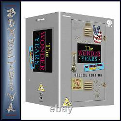 The Wonder Years Complete Series Deluxe Edition Brand New DVD Boxset