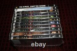 The X-Files The Complete Series + Movies (2013) Brand New Sealed