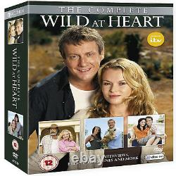 Wild At Heart Complete Series 1 2 3 4 5 6 7 & 8 Brand New DVD Boxset