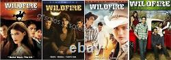 Wildfire Complete TV Series Seasons 1-4 (1 2 3 4) BRAND NEW DVD SETS